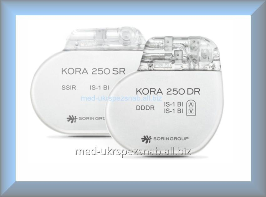 Купить Кардиостимулятор однокамерный с МРТ совместимый KORA 250 SR Sorin