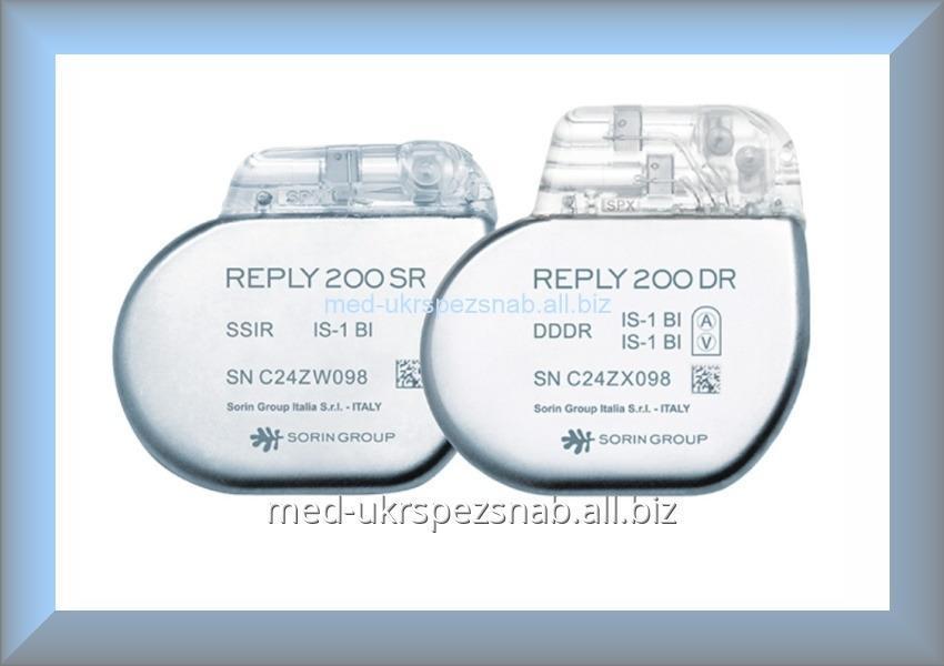 Купить Oднокамерный кардиостимулятор REPLY 200 SR Sorin