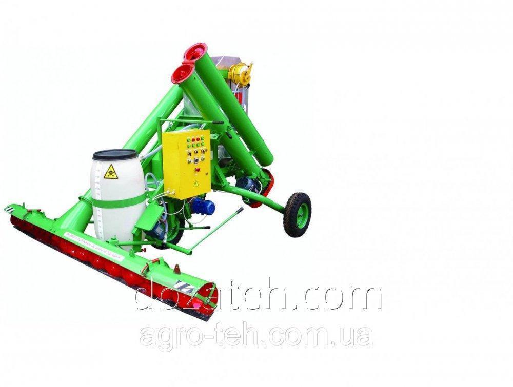 Протравливатель семян камерный 3-20 т/ч