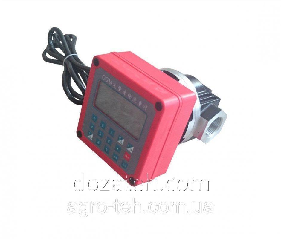 Электронный счетчик дозатор топлива OGM-25