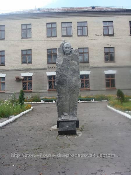 Скульптура гранитная 785