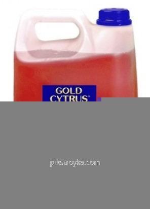 Купить Средство для мытья посуды GD Gold Cytrus 5000мл красный 1/15