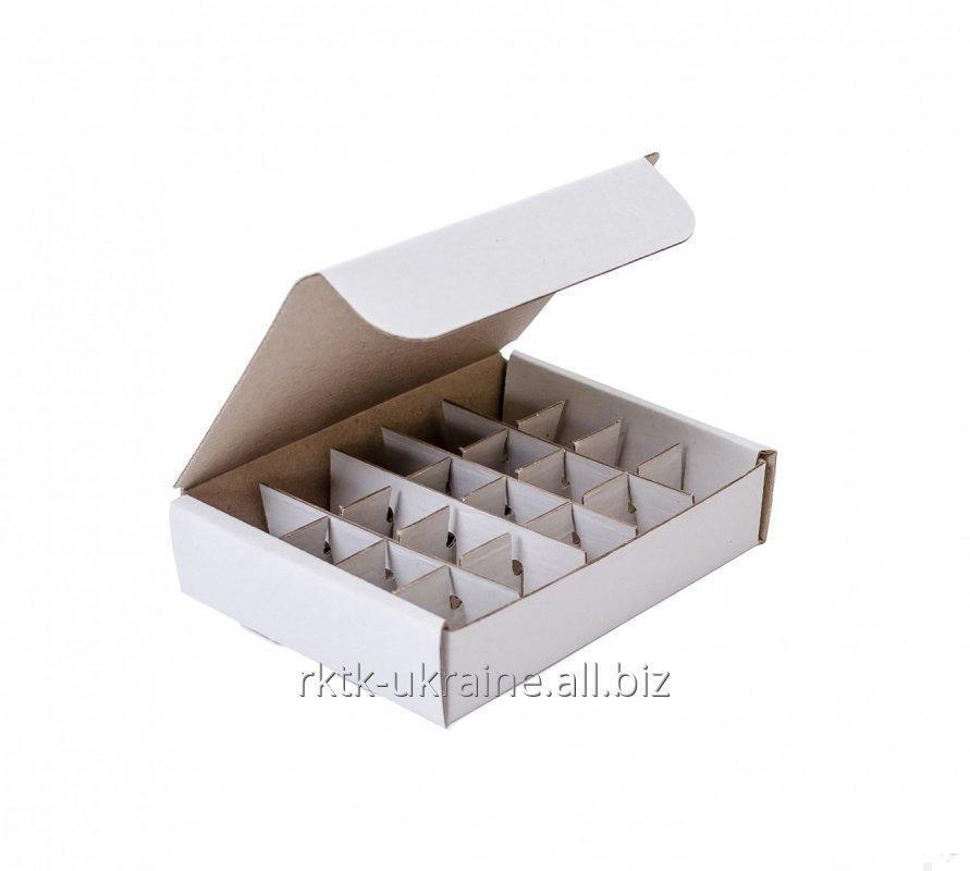 Коробка для перепелиных яиц