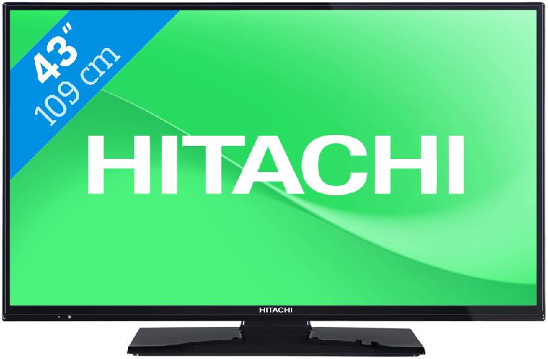 Купить Телевизор Hitachi 43HBT42 Smart T2 Full HD WiFi