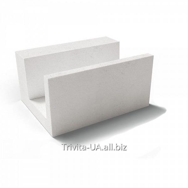 Buy Aeroc U-block 375x200x500 (Obukhov)