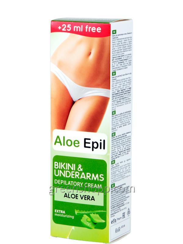 Buy Aloe Epil (Aloe Epil) - cream for hair removal
