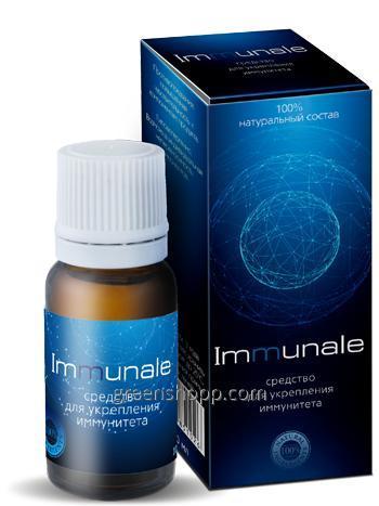 Купити Краплі Immunale (Іммунеле) - для зміцнення імунітету