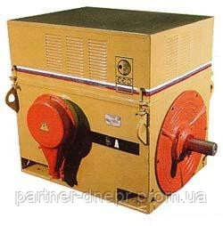High-voltage A4 electric motors
