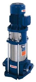 Насосы вертикальные многоступенчатые Hydro-Vacuum