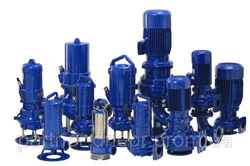 Submersible pumps for the polluted Hydro-Vacuum liquids