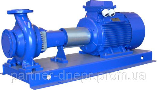 Pump one-stage centrifugal NHV