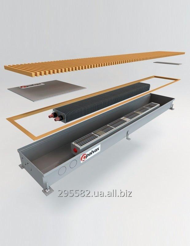 Купить Внутрипольный конвектор принудительной конвекции Polvax КV.300.2500.90