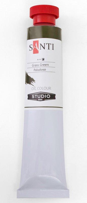 Краска маслянная Santi Studio 60мл Болотистая №327