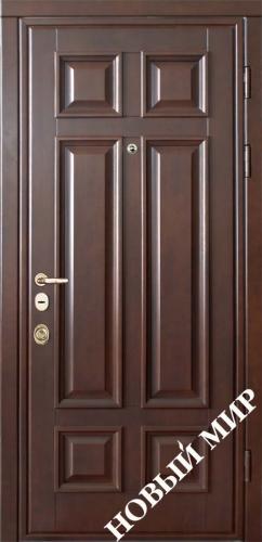 Двери входные серии Новосел