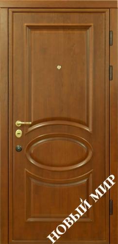 Двери входные серии Новосел - Премиум