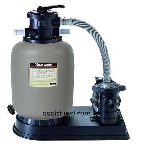 Filtration station Hayward Premium 400 mm