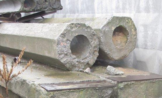 Купить Столб бетонный восьмигранный