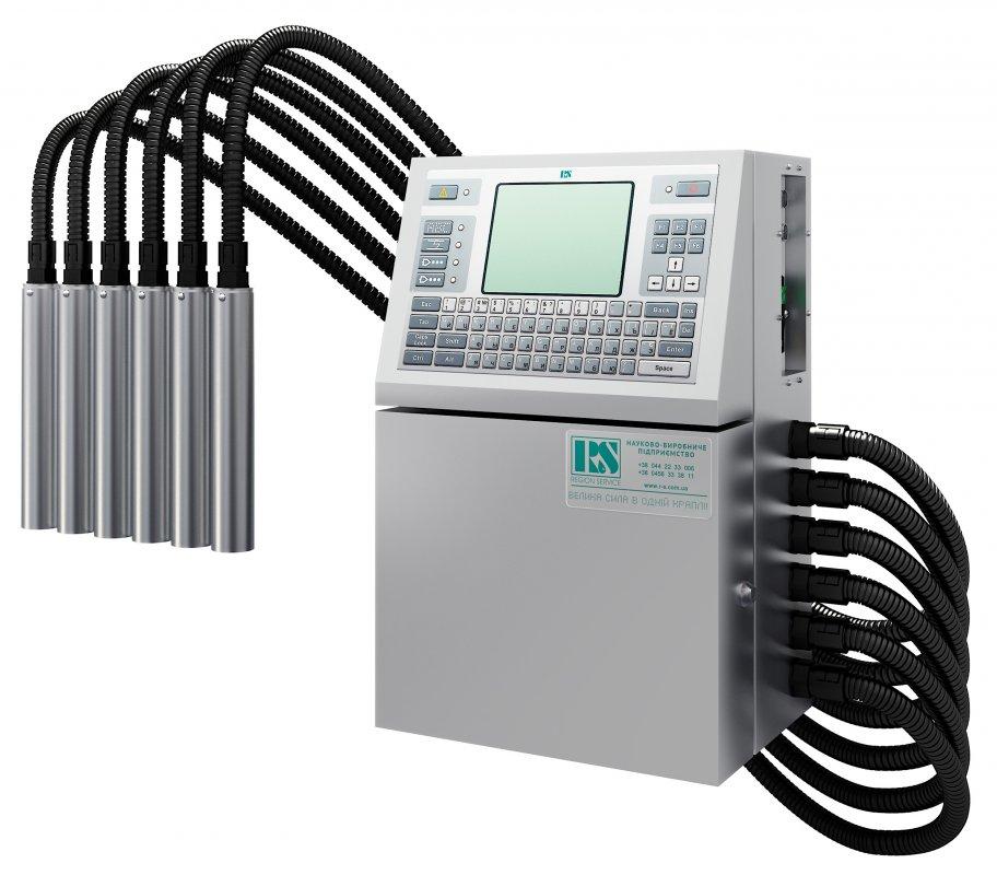 Маркировочный принтер PROXIMA B-6 (шестиголовочный)