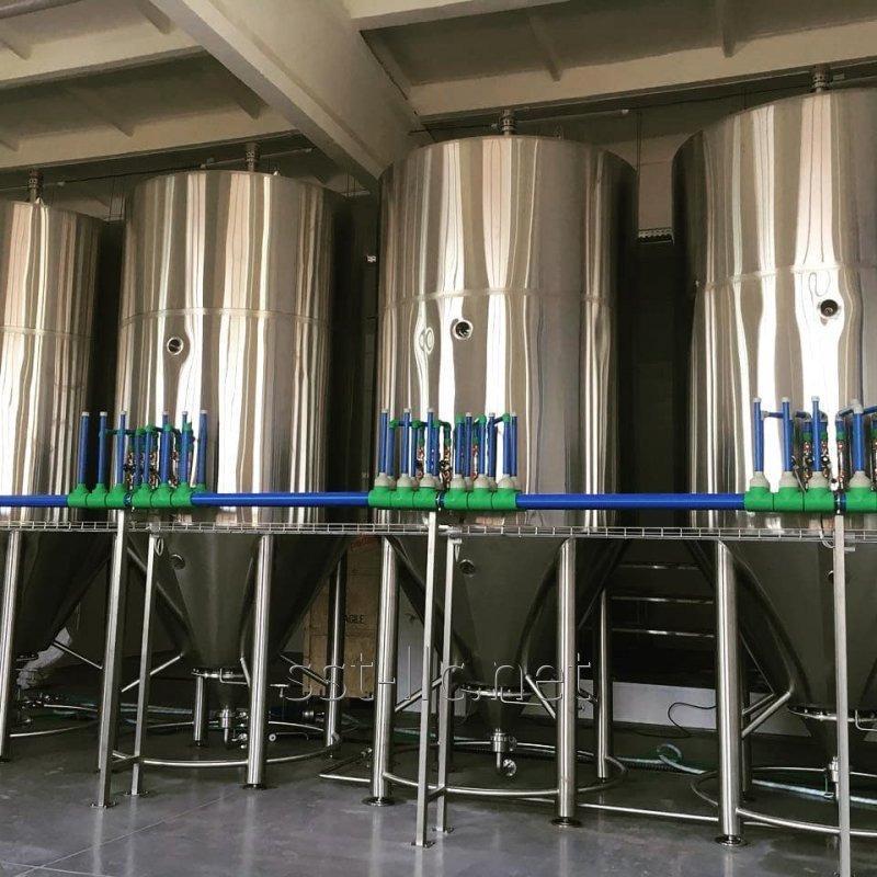 Equipamento para produção de cerveja