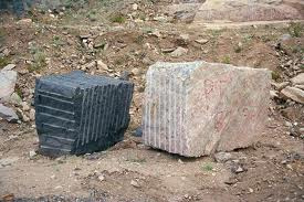 Купить Гранитные плиты и блоки, гранитная плита габбро
