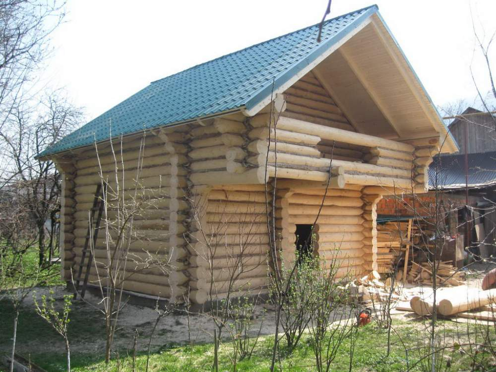 Купить Бани деревянные