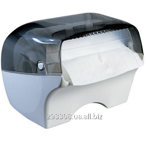 Купить Держатель бумажных рулонных полотенец переносной PLUS (668)