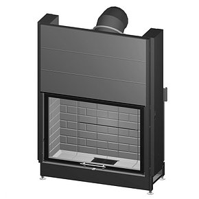Buy Chimney fire chamber of Spartherm Varia 1V-100h-4S