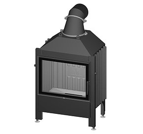 Buy Chimney fire chamber of Spartherm Varia 1V-4S 57