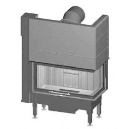 Buy Chimney fire chamber of Spartherm Varia AS-2Rh-4S