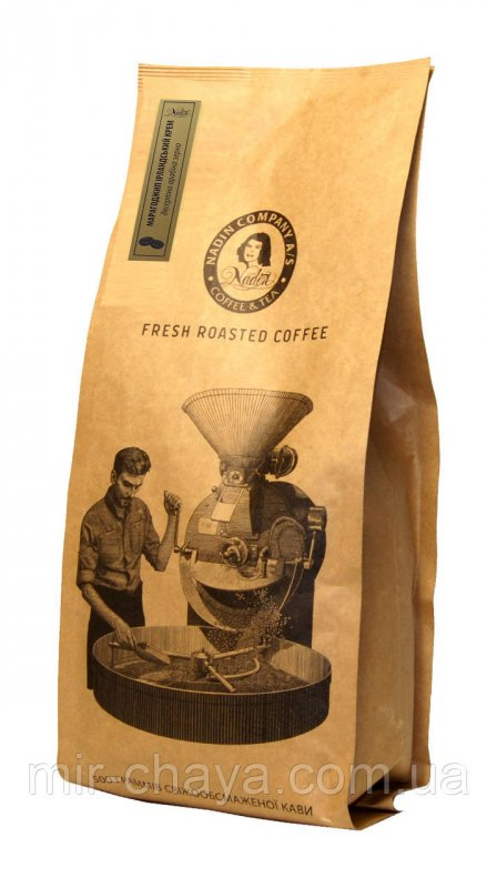 Buy Coffee beans Maragodzhayp Irish cream, 0,5 kg.
