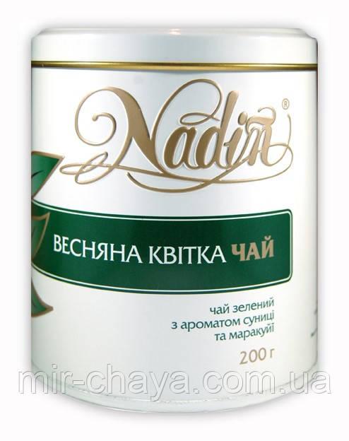 Купить Чай зеленый TM Nadin Весенний цветок 200 г