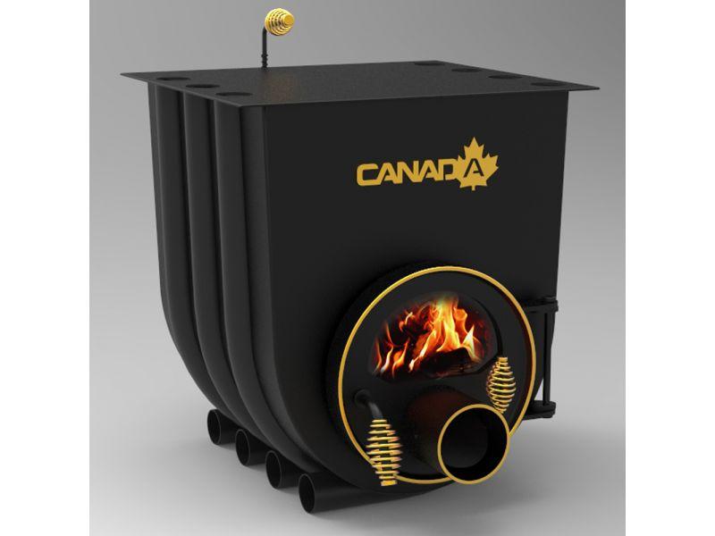 Булерьян Canada с варочной поверхностью 02+стекло