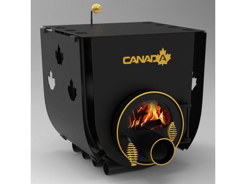 Булерьян Canada с варочной поверхностью 02+стекло и защитный кожух