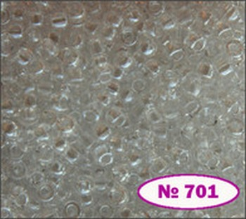 Бисер 10/0 № 48102 / 701 (глазурированный) (код: 10-701-48102)