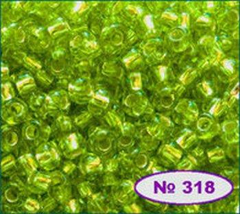 Бисер 10/0 № 57220 / 479 (блестящий с квадратной серединкой) (код: 10-479-57220)