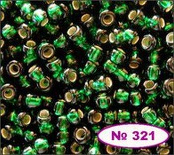 Бисер 10/0 № 57150 / 482 (блестящий с квадратной серединкой) (код: 10-482-57150)