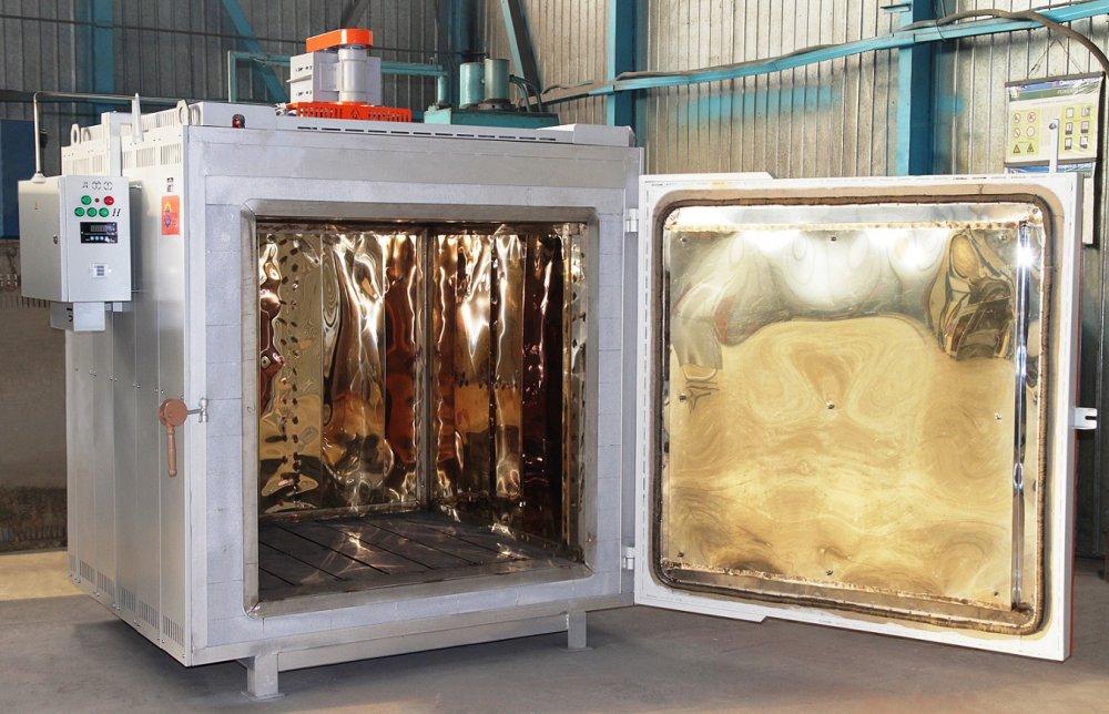 Сушильная печь СНО-12.12.12/5,5 И2 с вентилятором
