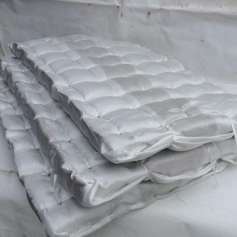 Мат прошивной теплоизоляционный с обкладкой из стеклохолста 50 мм (100 кг/куб.м)