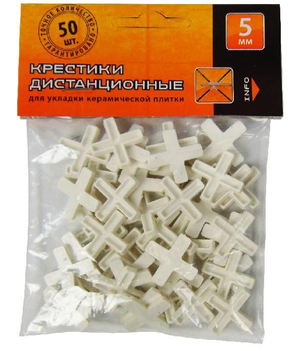 Набор дистанционных крестиков для плитки 3,0мм ПТ-9203