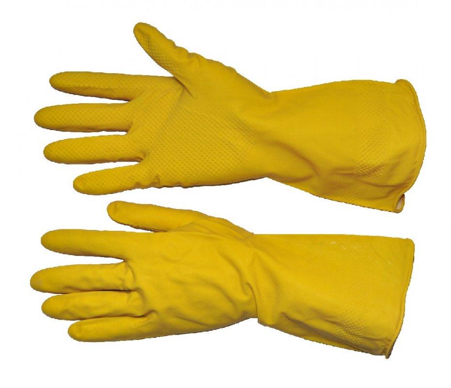 Перчатки латексные 9/L (12/240шт) SP-0018