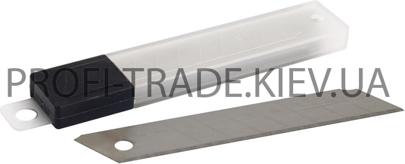Купить Комплект лезвий для ножа 18мм 10шт. 76-220