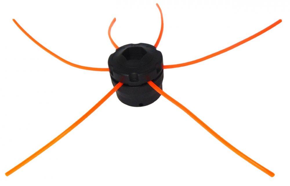 Катушка столбик пластиковая для бензотриммера, ПТ-1236