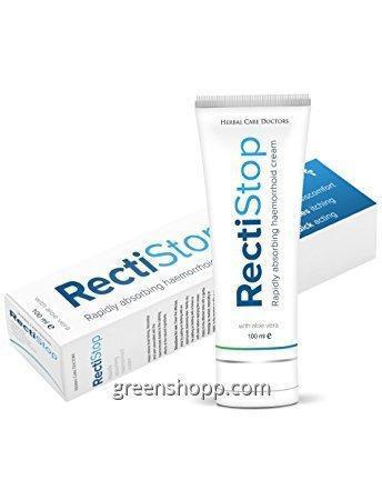 Buy Rectistop (Rektistop) - means of hemorrhoids