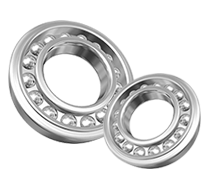 Buy 180211 (6211 2RS) [DPI] Ball bearing