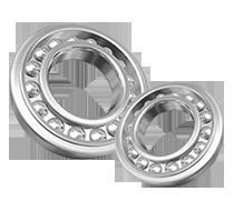 Купить Подшипник шариковый 80206 6206-2Z C3 SKF