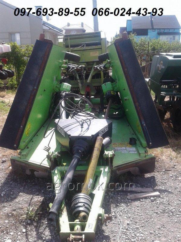 Mulchirovatel Schulte FX 315 b.u.