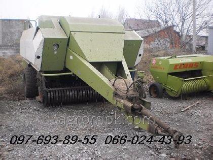 Пресс-подборщик Fortschritt К 550 б.у