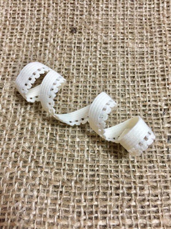 Buy Linen lace elastic braid