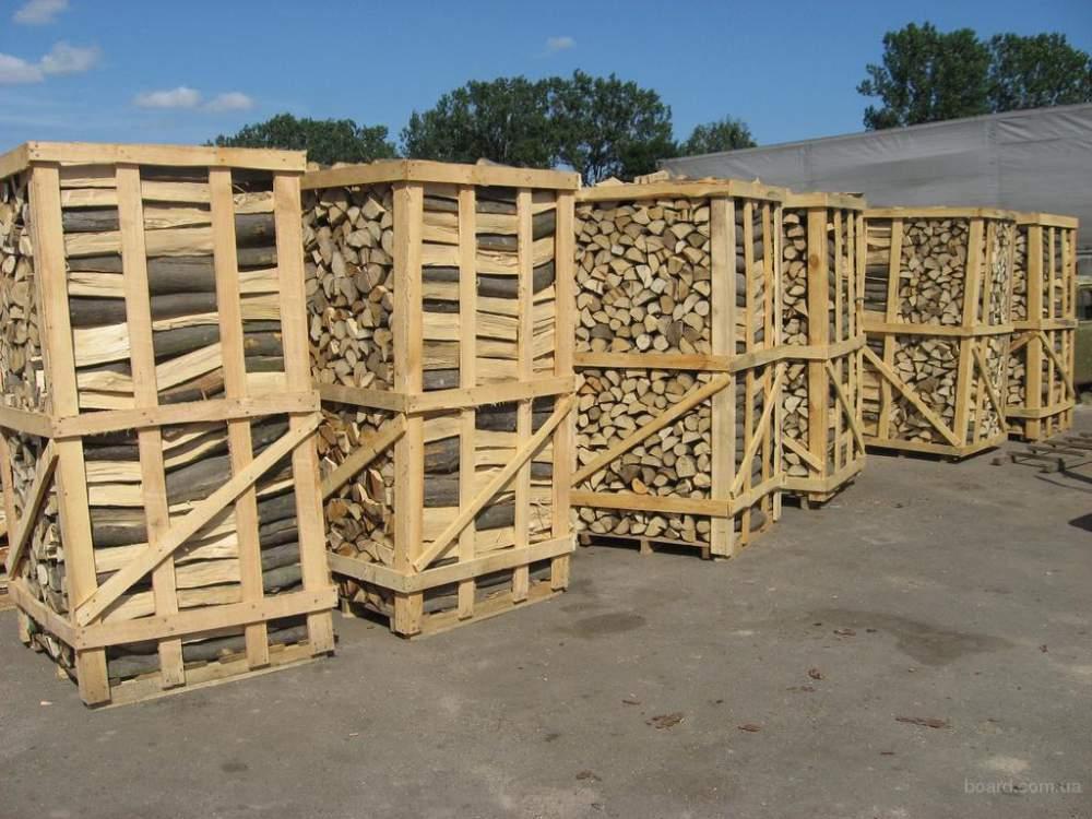 фото дубовые дрова