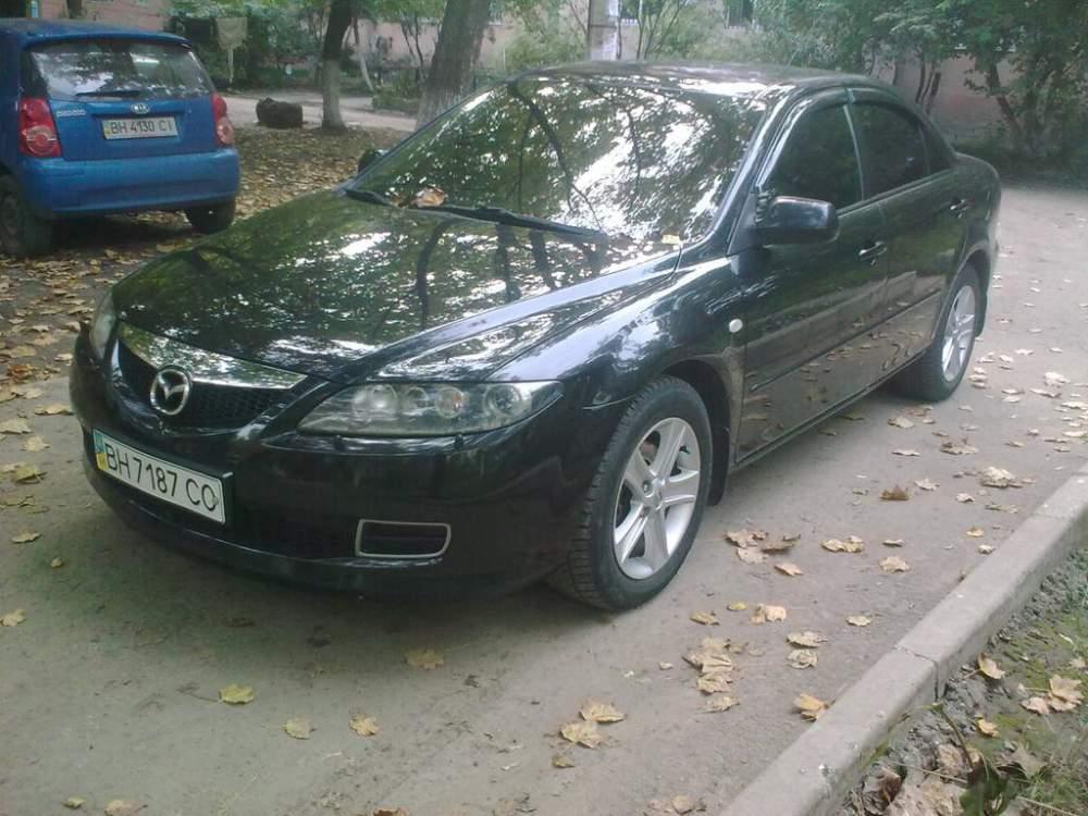Разборка Mazda 6 (2002 до 2007) купить оригинальные б/у запчасти шрот злом Мазда 6 запчастини авторазборка розбірка